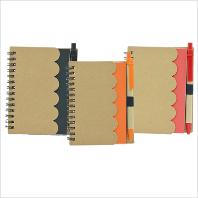 NB 3233 - Notebook with Pen