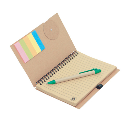 NB 4033 - Eco Notebook with Date