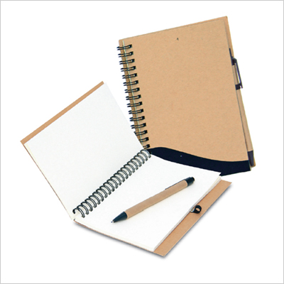 NB 4598 - Notebook with Pen