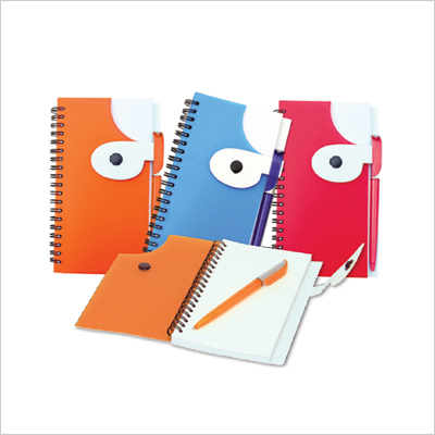 NB 3943 - Notebook with Pen