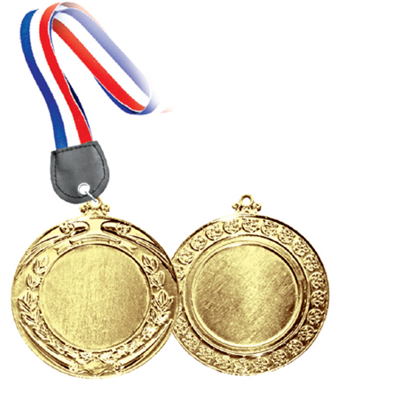 MD 920 - Metal Hanging Medal