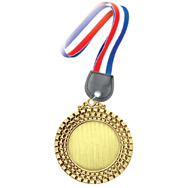MD 922 - Metal Hanging Medal