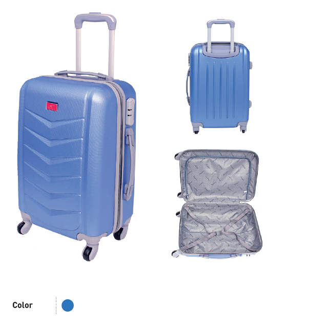 BL 2025 - Trolley Luggage (Hand Cover)