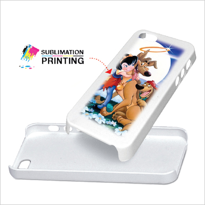 HP 9087 - Sublimation Cover for IPhone