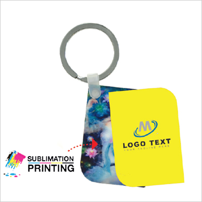 C 1667 - Sublimation Keychain