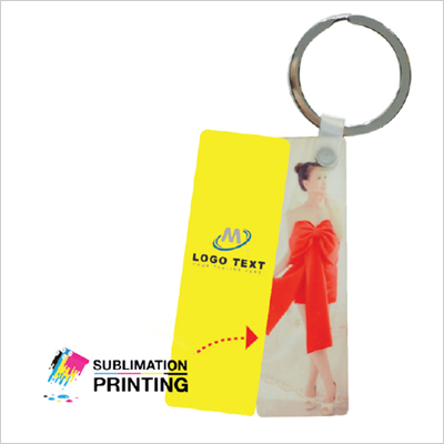 C 2227 - Sublimation Keychain