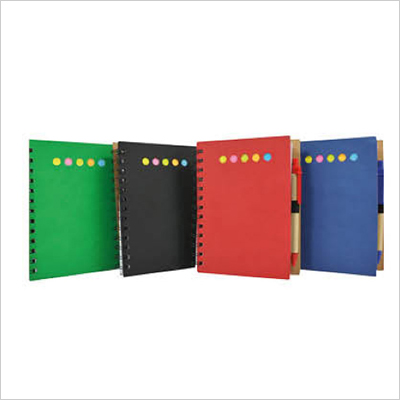 NB 2204 - Notebook with Pen & Restick Notepad