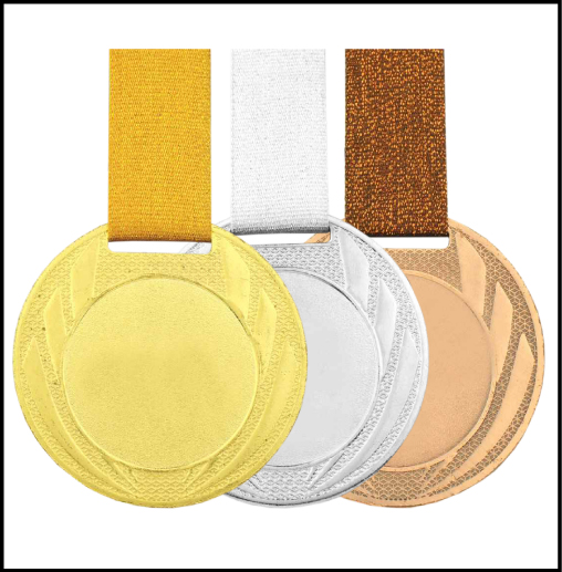 35038 - Metal Hanging Medal