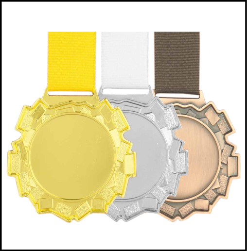 35042 - Metal Hanging Medal