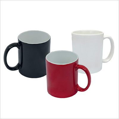 M 2100 - Ceramic Mug (without Coating)