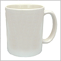 M 1709 - Ceramic Mug with Coating