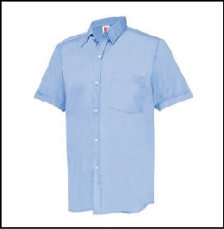 CU0710 Light Blue - Corporate Uniform