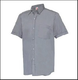 CU0712 Grey - Corporate Uniform