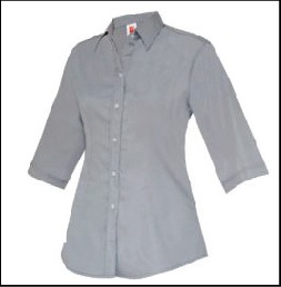 CU5712 Grey - Corporate Uniform